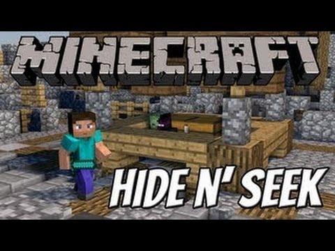 Minecraft HIDE N SEEK 1 Hour Special W XCaspow ChrisThatGamer