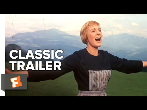 The Sound of Music 1965 Trailer #1  Movieclips Classic Trailers