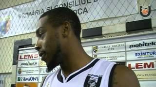 Declaratii Sean Barnette dupa meciul cu Timba 09.11.2012