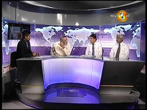 Face to Face Sirasa TV 25th September 2017
