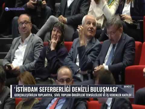 Pamukkale TV-DENİZLİ, SEFERBER OLDU 25 03 2019