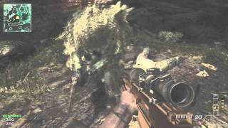 Commando in MW3? HOW U DO DAT?