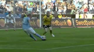Malmö FF - IF Elfsborg 2-1 (2011-08-28)
