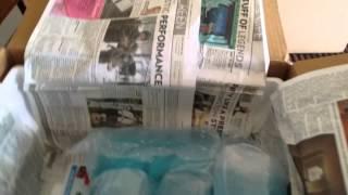 Unboxing KG Tropicals Fish