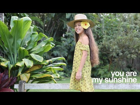 Kimié Miner - You Are My Sunshine (Official Video)