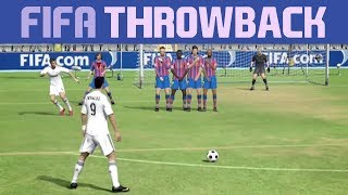 The Evolution of Free-Kicks From FIFA 10 to FIFA 20