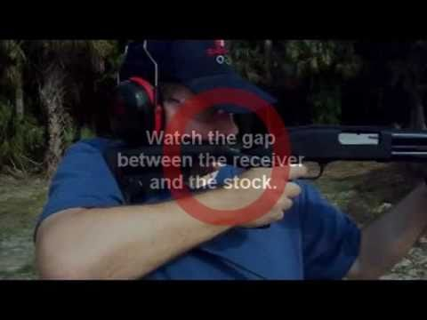 SLO MO Blackhawk Knoxx Specops Stock For 12 Gauge Mossberg 500