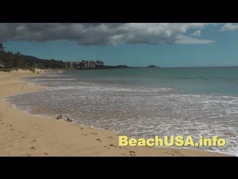 Maui Beach: Charley Young Beach in Kihei