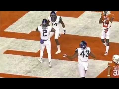 """Trevone Boykin """"Welcome the Seahawks"""" #College Highlights# //HD//"""