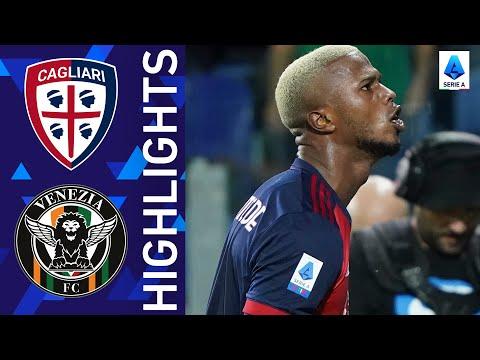 Cagliari Venezia Goals And Highlights