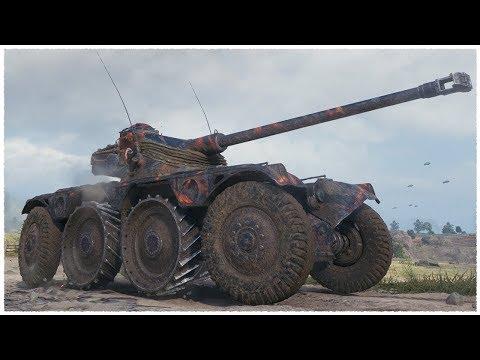 World of Tanks - Marathon Panhard EBR 75 - 21 feb 2019 thumbnail