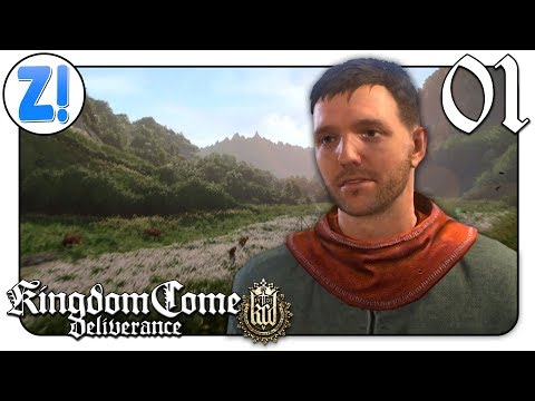 Kingdom Come: Deliverance - Es geschah im alten Böhmen #01 | Let's Play [DEUTSCH]