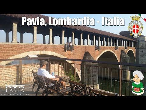 #11 Vlog do Angelo Persona - Pavia, Lombardia - Italia