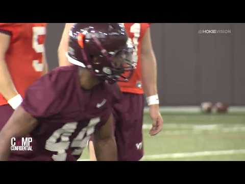 Football - Camp Confidential - Offense Skill