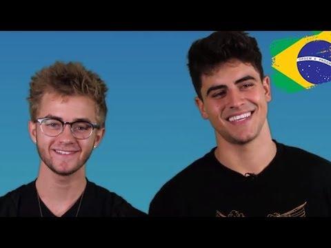 Jack & Jack falam sobre a importância da amizade. (Legendado PT/BR)