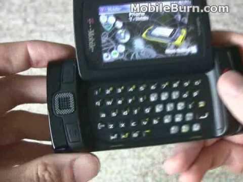 T-Mobile Sidekick 2008 review
