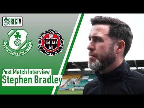 Stephen Bradley post match interview v Bohs 05-09-20