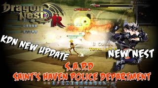 Dragon Nest Korea New Update - New Nest - S.A.P.D (Saint's Haven Police Department)