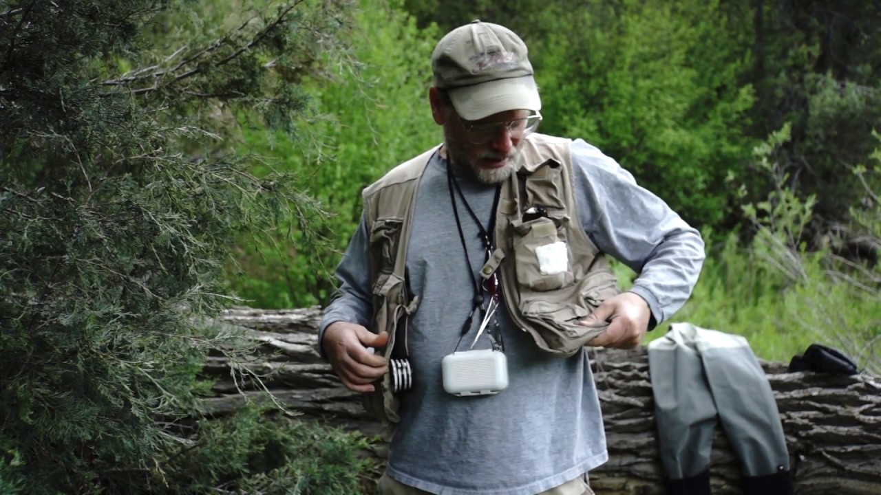 Basic fly fishing equipment needs for small streams youtube for Basic fishing gear
