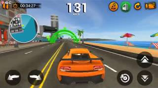 "City Car Racing Simulator 2018 - ""Level Checkpoint"" Sports Car Race Games - Android Gameplay FHD #2"
