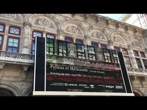 VIENNA AUSTRIA Vienna State Opera