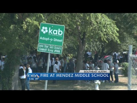 Stove fire forces students to evacuate Mendez Elementary School