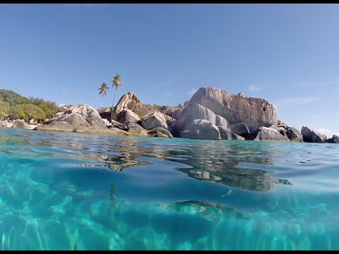 Sailing & Diving - British Virgin Islands