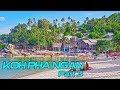 Koh PhaNgan part 3 Beaches - Ko Phangan Beaches