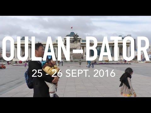 Visite de la capitale Mongole : Oulan-Bator