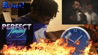 NAV & METRO BOOMIN - PERFECT TIMING (FULL ALBUM) REACTION !!!