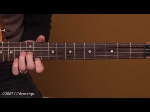 How to Play Yellow by Coldplay on Guitar