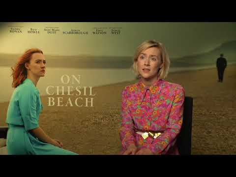ON CHESIL BEACH: Exclusive Interview With SAOIRSE RONAN