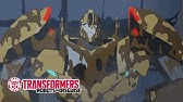 Transformers: Prime - How Bumblebee Lost His Voice Box - YouTube