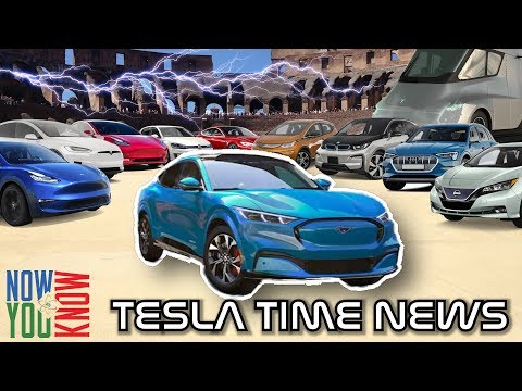 tesla-time-news---ford-enters-the-electric-arena!
