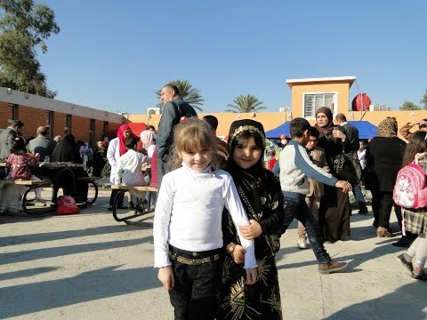 Baghdad Ishik Kindergarten School Video