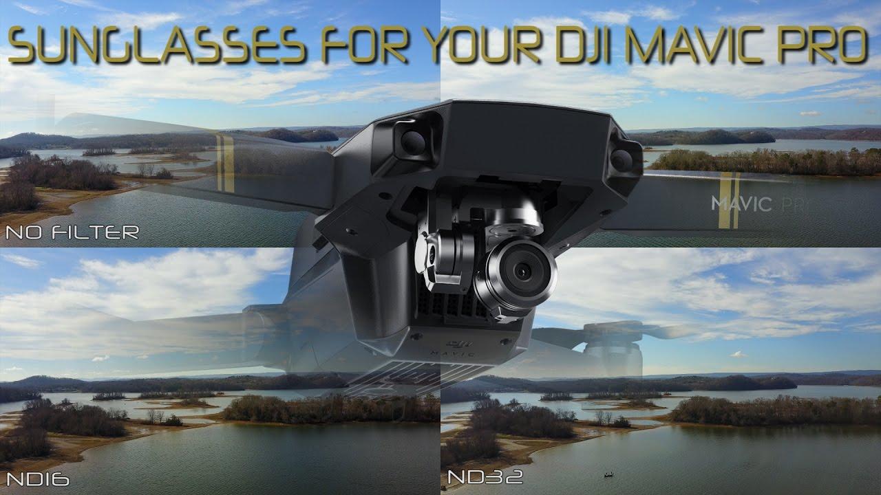 Найти светофильтр нд8 мавик защита камеры dji в домашних условиях