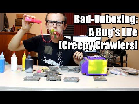 Bad Unboxing - A Bug's Life [Creepy Crawlers]de YouTube · Haute définition · Durée:  6 minutes 18 secondes · 2.439.000+ vues · Ajouté le 11.06.2015 · Ajouté par iDubbbzTV