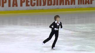 Даниил Мурзин, ПП, II этап КР 2015, Йошкар-Ола