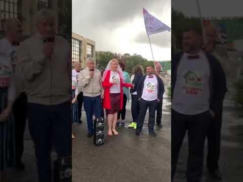 Свадьба с криком о помощи в Ростове-на-Дону.