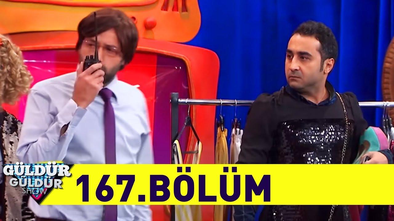 Güldür Güldür Show 167 Bölüm Full Hd Tek Parça Youtube