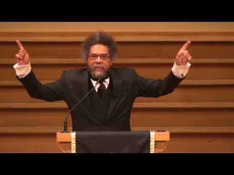 No Such Thing as Being Self Made - Cornel West
