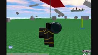 Atom bomb and hydrogen bomb testing... roblox style