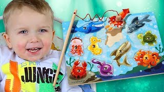 Изучаем морских животных - Развивающее видео для детей
