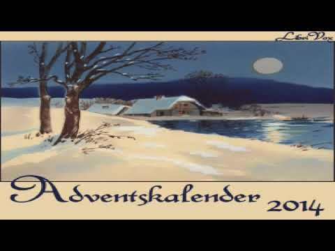 Adventskalender 2014 | Various | General Fiction, Myths, Legends & Fairy Tales, Plays, Poetry | 1/3