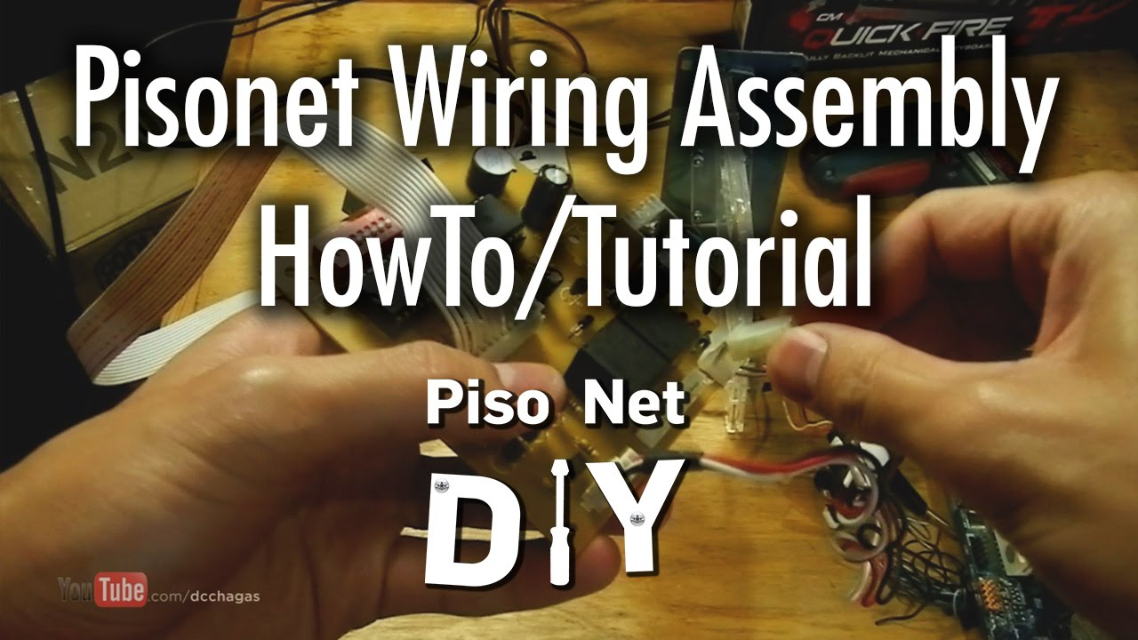 pisonet diy basic wiring setup howto tutorial tagalog youtube rh youtube com ZX9 Wiring Diagram PDF Automotive Wiring Diagrams PDF