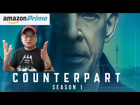Download Amazon Prime - Counterpart Season 1 Review - NON spoilers