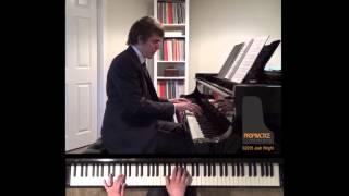 Chopin Prelude No.6 in B minor Tutorial - ProPractice by Josh Wright
