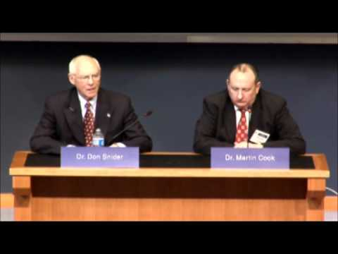 Ethics 2011 | Panel Discussion: Strategic Leaders: Stewards of the Profession of Arms