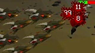 Dark Bow Team Shenanigans - Venenatis Rushing - Old School RuneScape - MLGudi