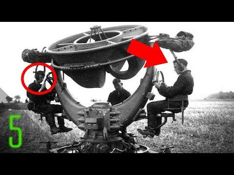 5 Most Ingeniously Strange Inventions Of World War I